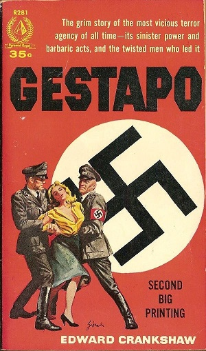 The subversive activities of the American Gestapo