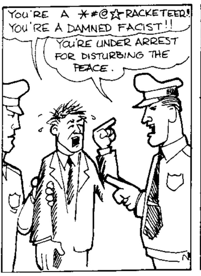 Hate speech laws [sic] are hatespeech!