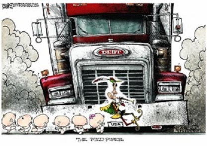 debt-truck