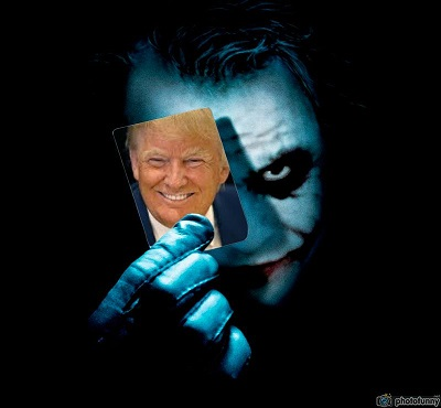 The Joker is Donald