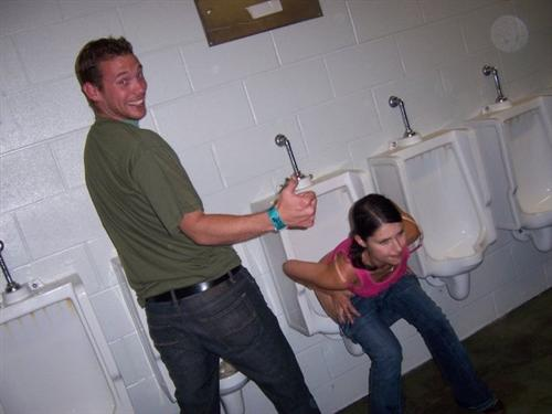 How to urinate and defecate in self defense