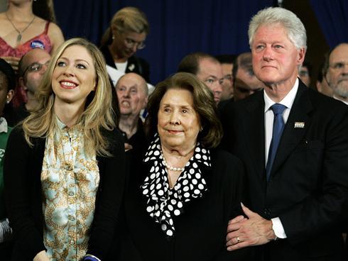 Dorothy Rodham - Chelsea Clinton